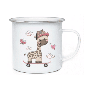 AG. Kids Enamel Mug Cartoons