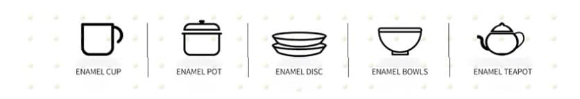 The Definitive Guide to Enamelware in 2021