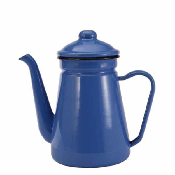 enamel cast iron kettle